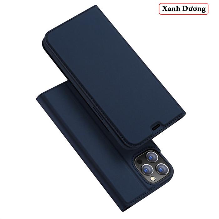 Bao da iPhone 12 Pro / iPhone 12 Dux Ducis Skin siêu mỏng - mềm mịn