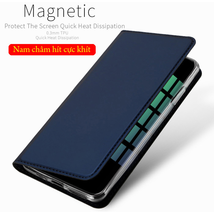 Bao da iPhone 12 Mini Dux Ducis Skin Siêu mỏng - mềm mịn