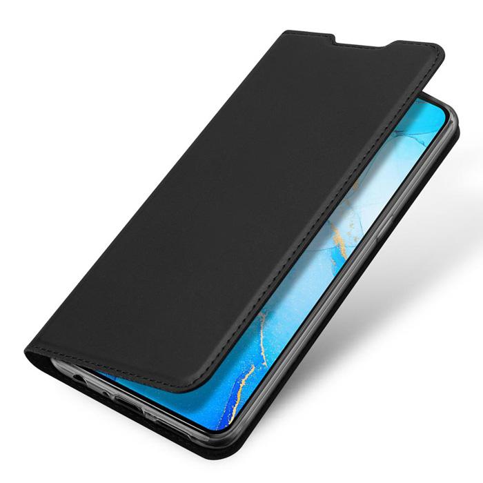 Bao da Oppo A91 Dux Ducis Skin khung mềm - siêu mỏng - siêu mịn