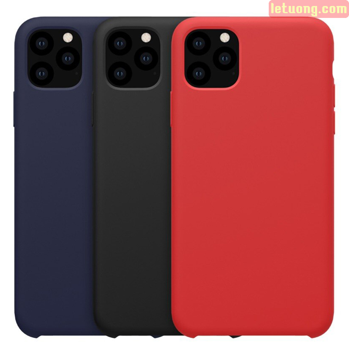 Ốp lưng iPhone 11 Pro Max Nillkin Flex Case Silicon mềm mịn