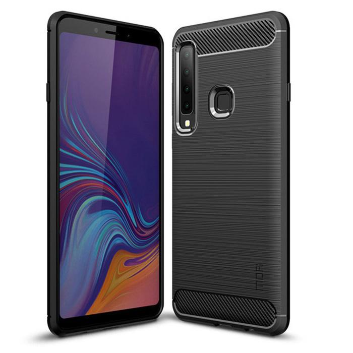 Ốp lưng Galaxy A9 2018 Mofi Shen Du Serie nhựa mềm - chống vân tay