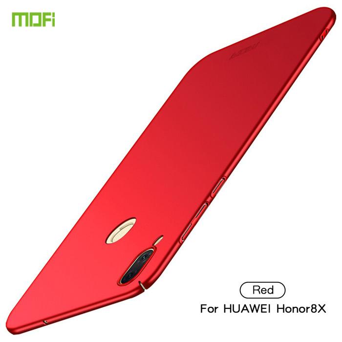 Ốp lưng Honor 8X Mofi Fitted Case 360 siêu mỏng, lưng mịn