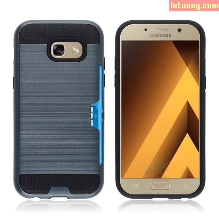 Ốp lưng Samsung Galaxy A7 2017 LT Armor Card chống sốc