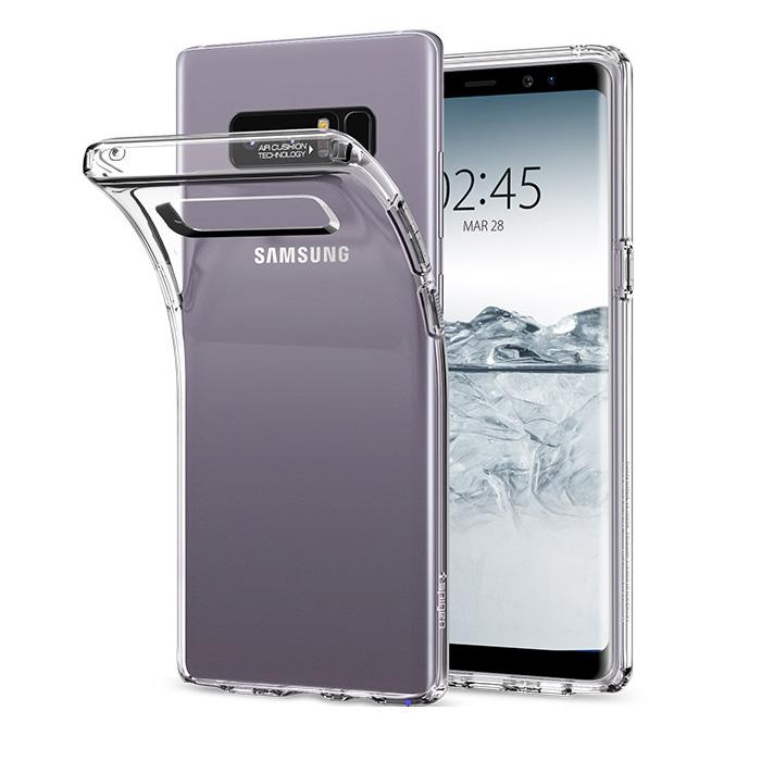 Ốp lưng Samsung Galaxy Note 8 Spigen Liquid Crystal ( USA )