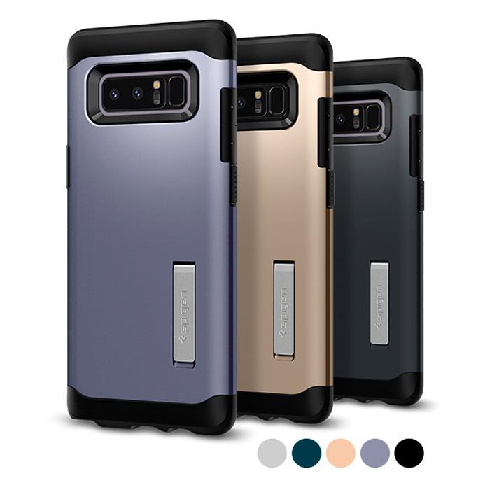 Ốp lưng Samsung Galaxy Note 8 Spigen Slim Armor chống sốc ( USA )