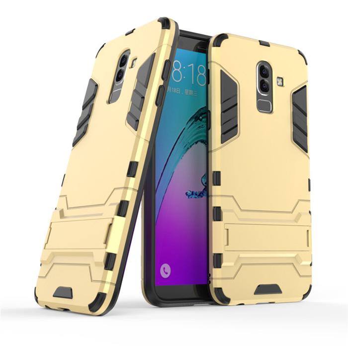 Ốp lưng Galaxy J8 2018 LT Iron Man chống sôc độc đáo
