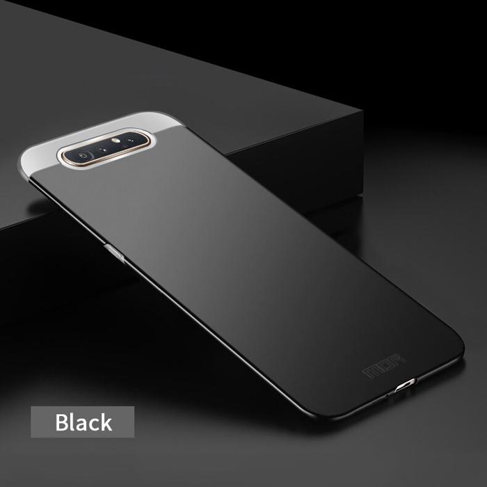 Ốp lưng Galaxy A80 Mofi Fitted Case 360 siêu mỏng, lưng mịn