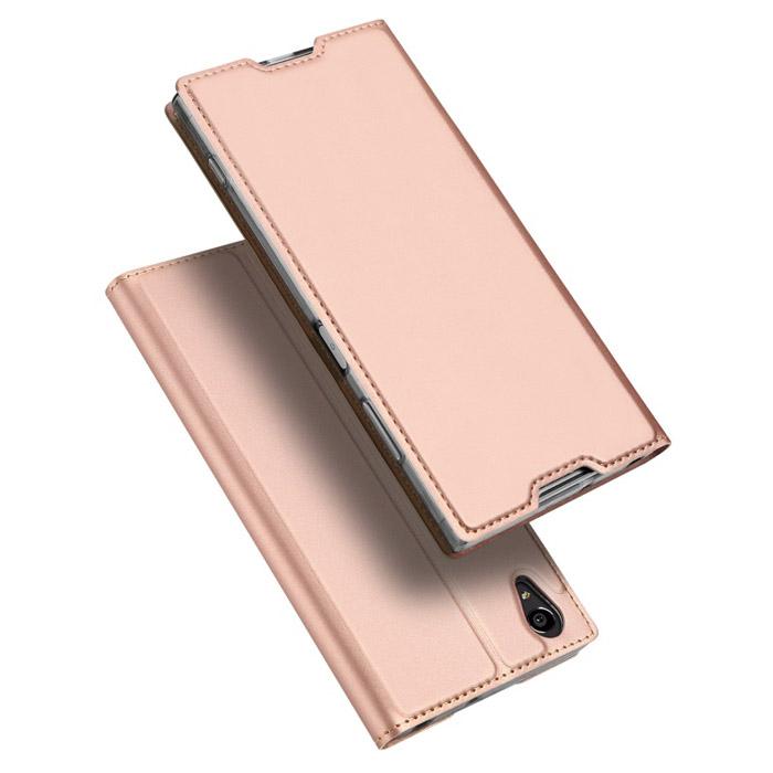 Bao da Sony XA1 Plus Dux Ducis Skin khung mềm, siêu mỏng