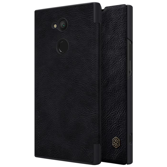 Bao da Sony Xperia XA2 Nillkin Qin Leather sang trọng