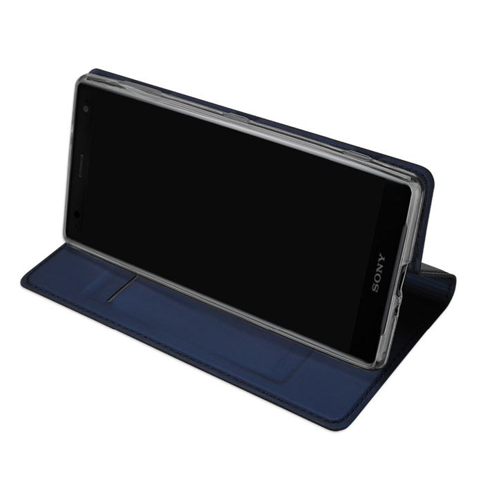 Bao da Sony Xperia XZ2 Dux Ducis Skin khung mềm - siêu mỏng