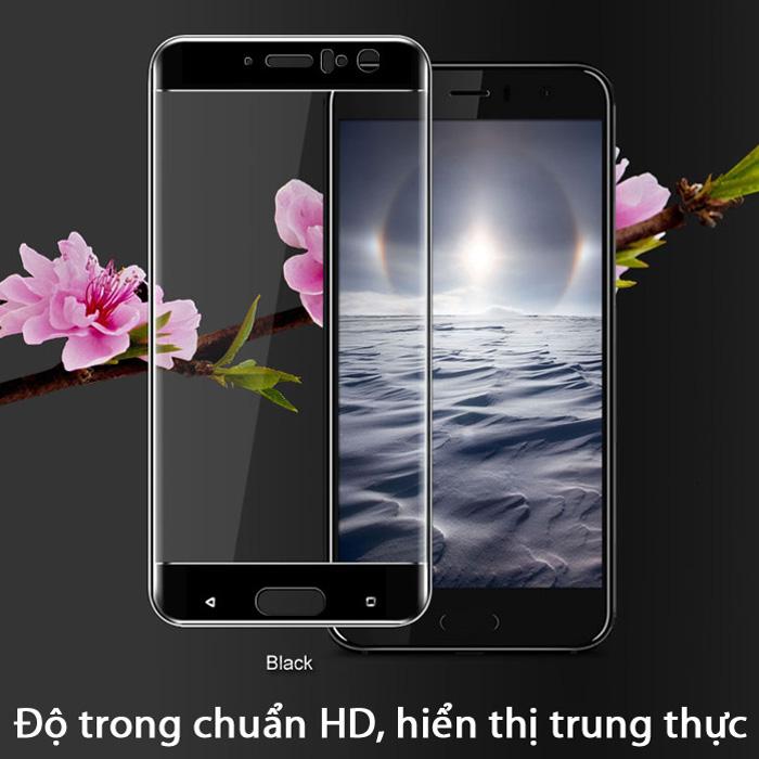 Kính cường lực HTC U11 Imak 3D Edge Full cong theo màn hình