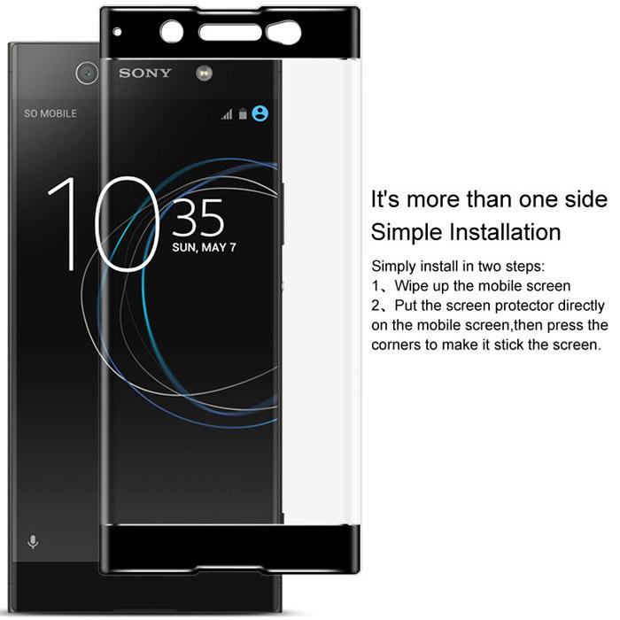 Kính cường lực Sony XA1 Ultra Imak 3D Edge full cong theo màn hình