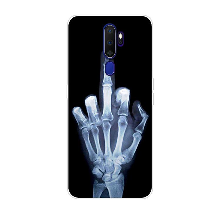 Ốp lưng Oppo A9 2020 LT TPU Case in hình 3D