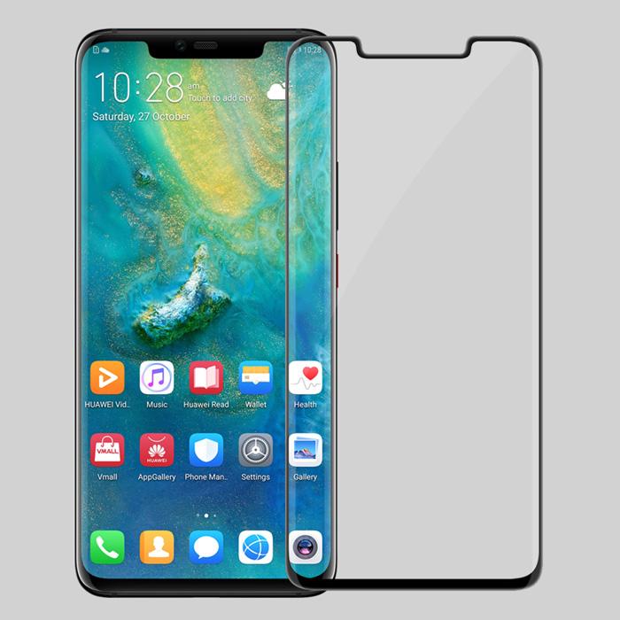 Kính cường lực Huawei Mate 20 pro Glass 5D Edge Cong theo màn hình