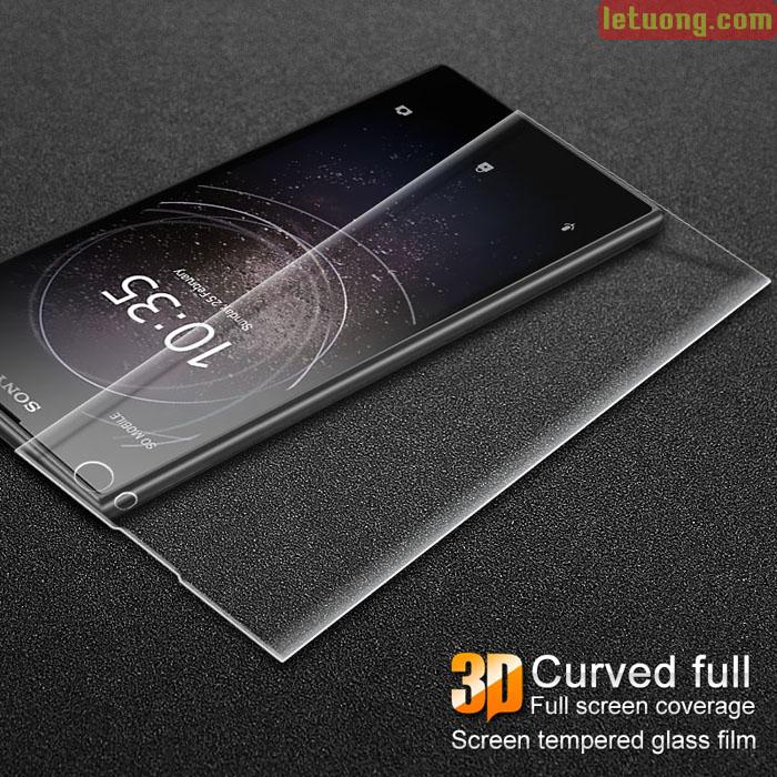 Ốp lưng Sony XA2 Imak 3D Edge cong full toàn màn hình