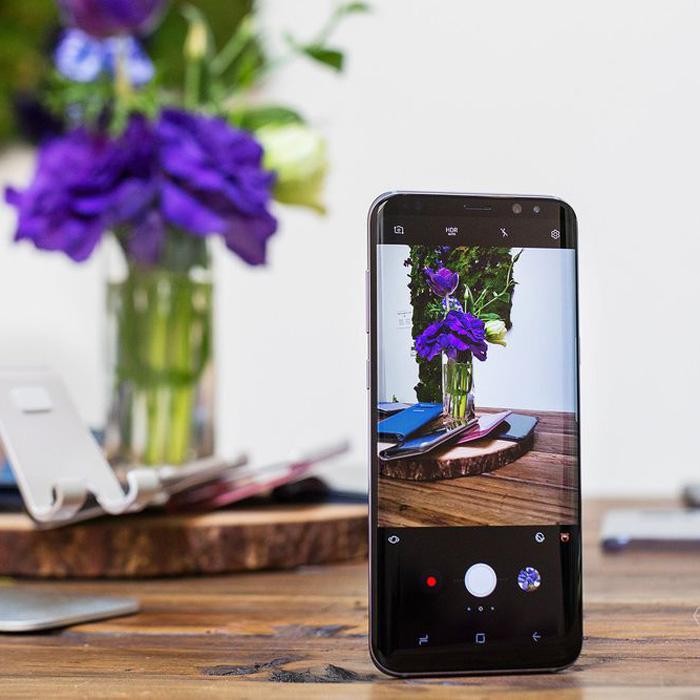 Tại sao Samsung không nâng cấp camera chính trên Galaxy S8?