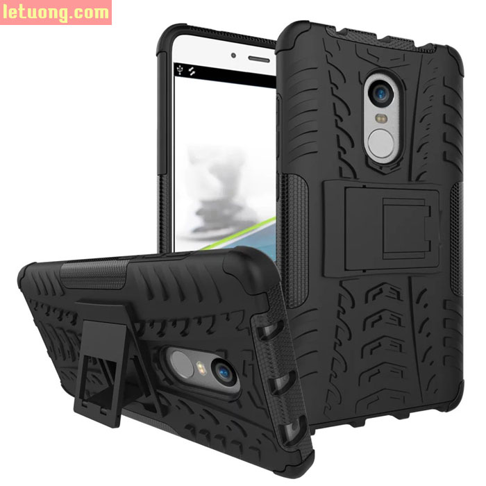 Ốp lưng Redmi Note 4 LT Armor Special chống sốc có chân chống