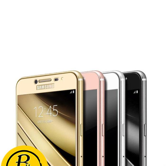 Kính cường lực full màn hình Galaxy C9 Pro Glass Full Cover 3D
