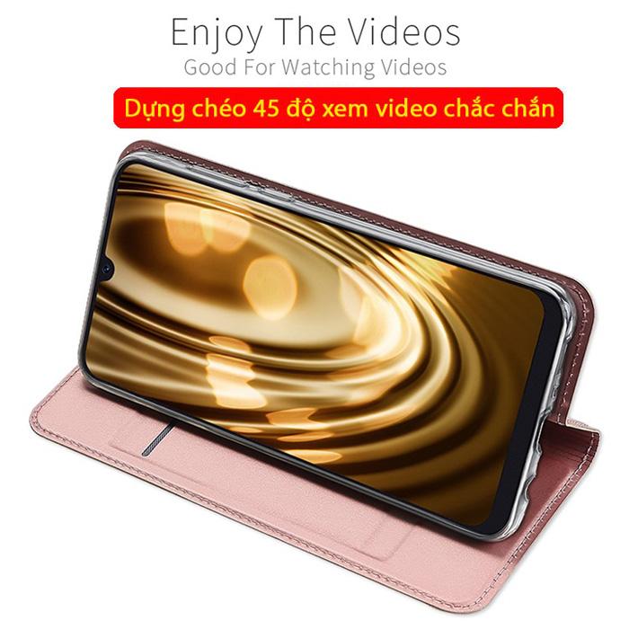 Bao da Galaxy A30s Dux Ducis Skin khung mềm - siêu mỏng - siêu mịn 4