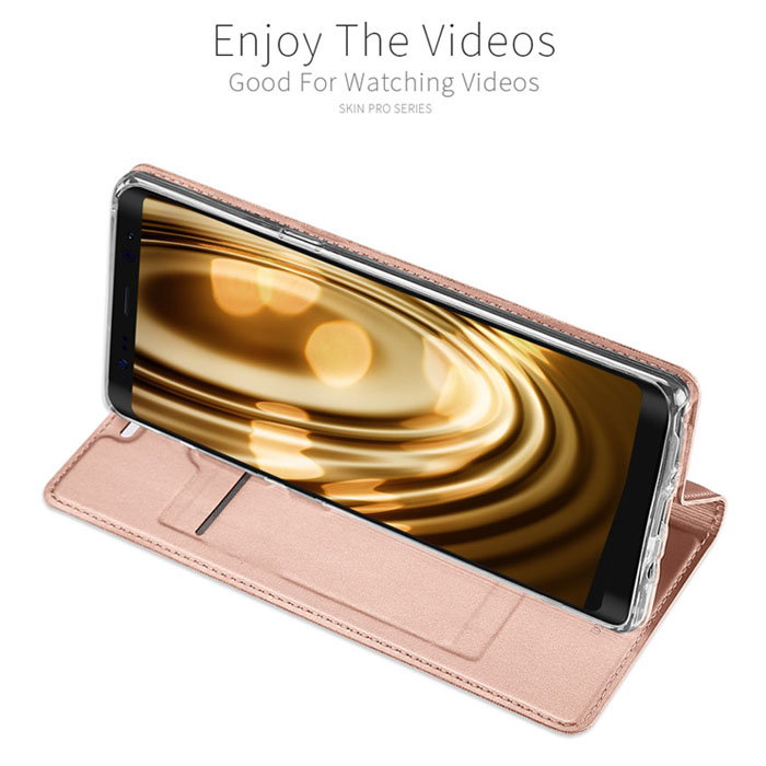 Bao da Galaxy Note 8 Dux Ducis Skin khung mềm siêu mỏng 5
