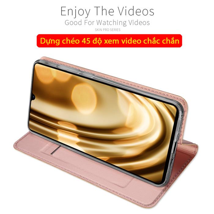 Bao da Huawei Mate 20 Dux Ducis Skin siêu mỏng - siêu mềm 4