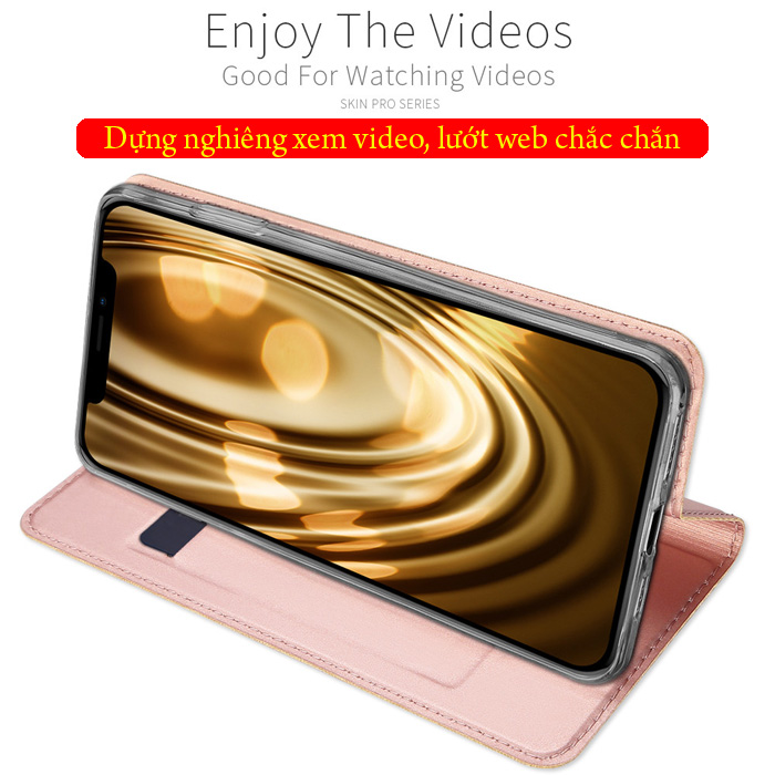Bao da iPhone 11 Dux Ducis Skin khung mềm siêu mỏng - mềm mịn 4