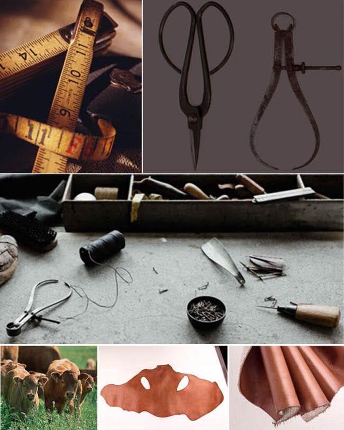 Bao da iPhone 12 Mini Qialino Classic Leather Hanmade da thật 2