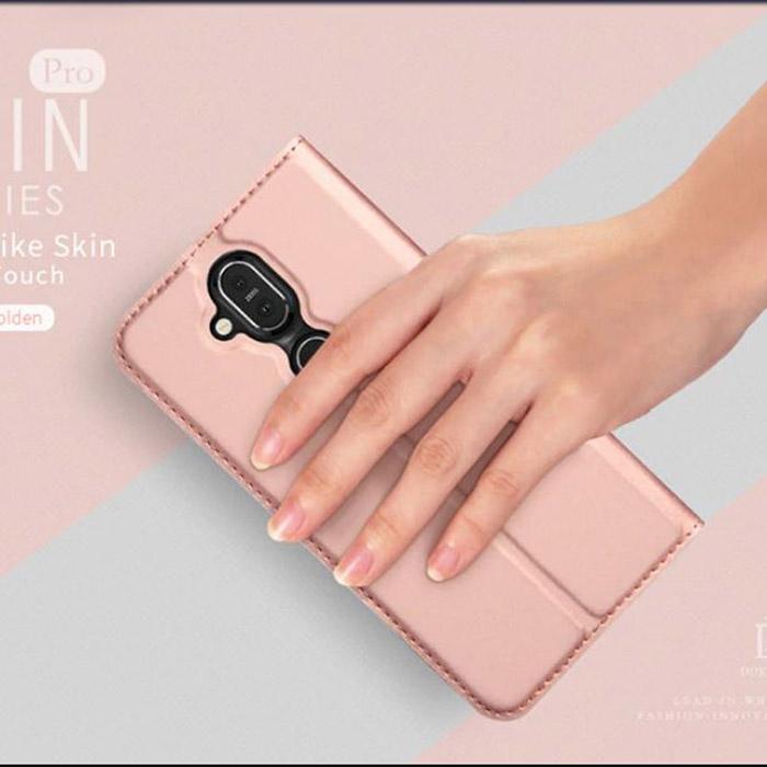 Bao da Nokia 8.1 Dux Ducis Skin khung mềm - siêu mỏng - siêu mịn 1