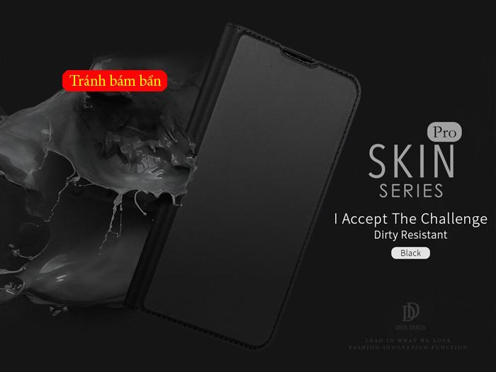Bao da Oppo A9 2020 Dux Ducis Skin khung mềm - siêu mỏng - siêu mịn 1