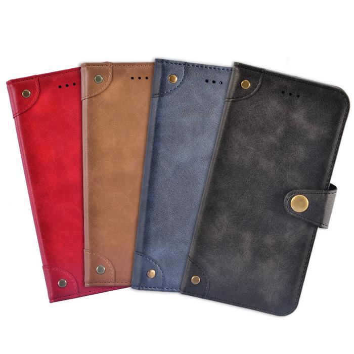 Bao da Samsung A72 5G iDewei Wallet Vintage Sang Trọng - Cổ điển 1