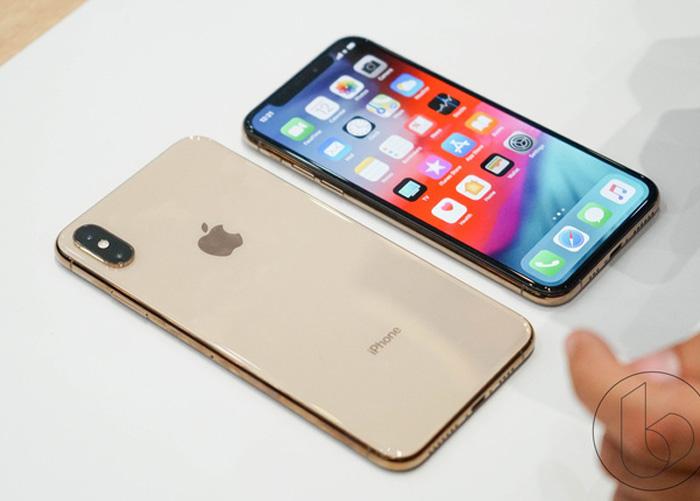 iPhone XS có nhiều nâng cấp hơn so với thế hệ iPhone X