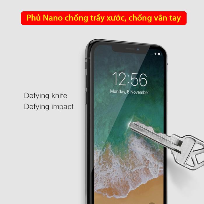 Kính cường lực iPhone Xs Max Nillkin 3D CP+ Max full toàn màn hình 2