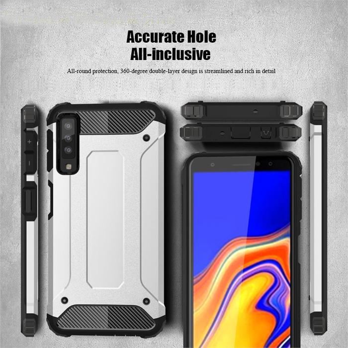 Ốp lưng Galaxy A7 2018 LT Tough Tech Armor chống sốc - cực ngầu 3