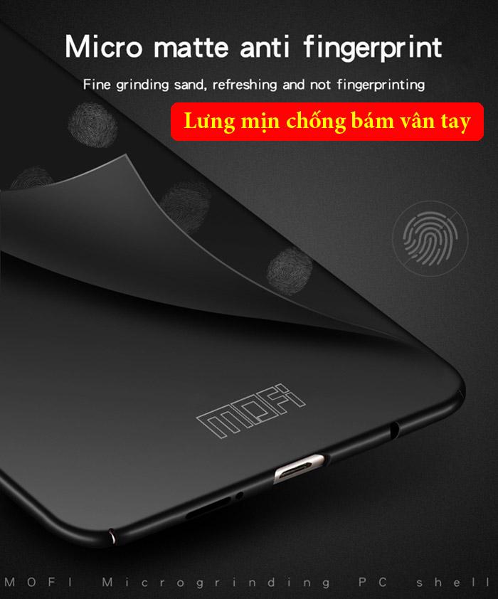 Ốp lưng Galaxy A7 2018 Mofi Fitted Case 360 siêu mỏng, lưng mịn 1