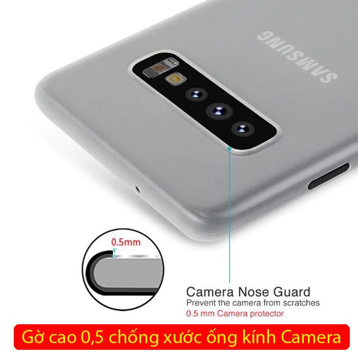 Ốp lưng Galaxy S10 Plus Memumi Ultra Thin 0,3 siêu mỏng 3