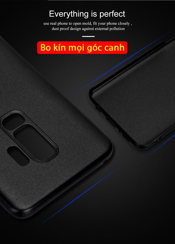 Ốp lưng Galaxy S9 Plus Lenuo Leshield Case siêu mỏng lưng mịn 2