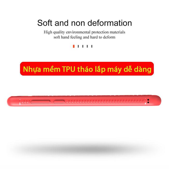 Ốp lưng Huawei Honor 10 Leshen Serie vân da sang trọng - chống vân tay 3