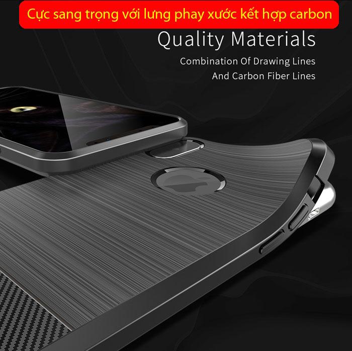 Ốp lưng iPhone X / Xs Dux Ducis Mojo Case nhựa mềm, chống sốc 1