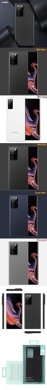Ốp lưng Note 20 Ultra / 5G Memumi Slim 0.3mm - mỏng như giấy 7