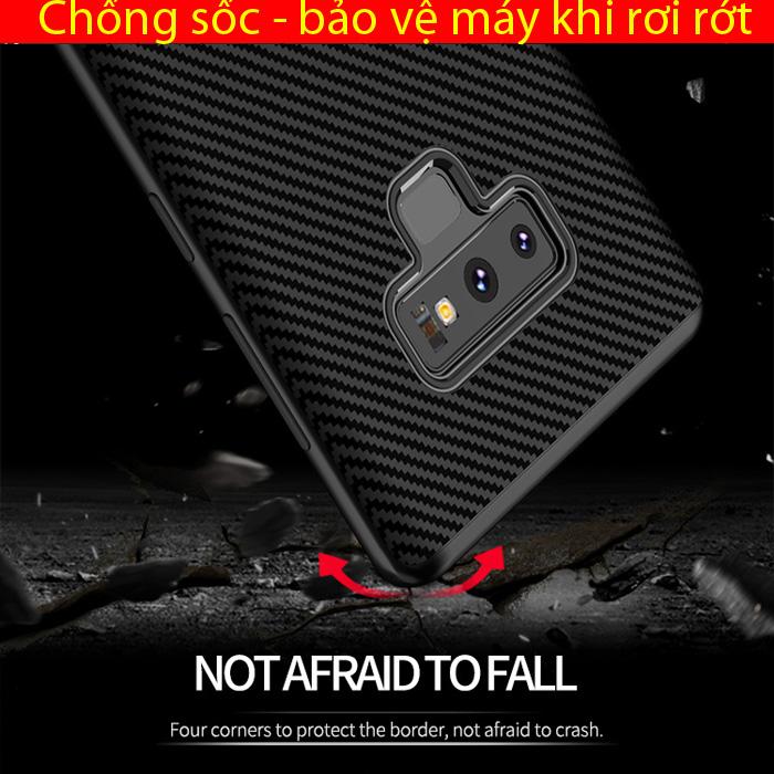 Ốp lưng Note 9 Ipaky Neo Hybrid viền kép chắc chắn sang trọng 2