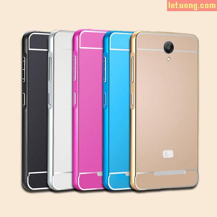 Ốp lưng Xiaomi Redmi Note 2 LT Armor Metal sang trọng, chắc chắn 7