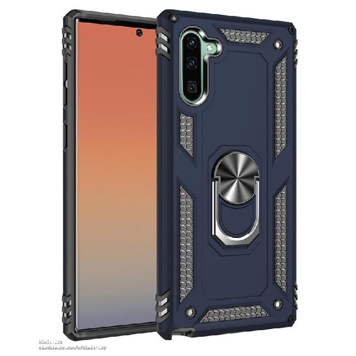 Ốp lưng của siêu phẩm Galaxy Note 10 xác nhận thiết kế của máy 1