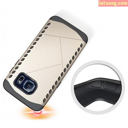 Ốp lưng Samsung S7 Edge LT Armor Simple chống sốc gọn gàng