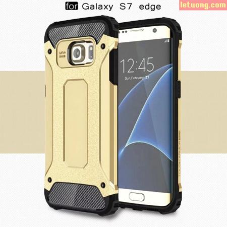 Ốp lưng Galaxy S7 Edge Tough Tech Armor, chống sốc độc nhất