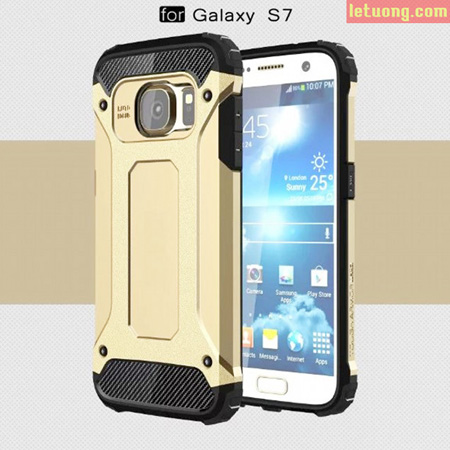Ốp lưng Galaxy S7 LT Tough Tech Armor chống sốc siêu NGẦU