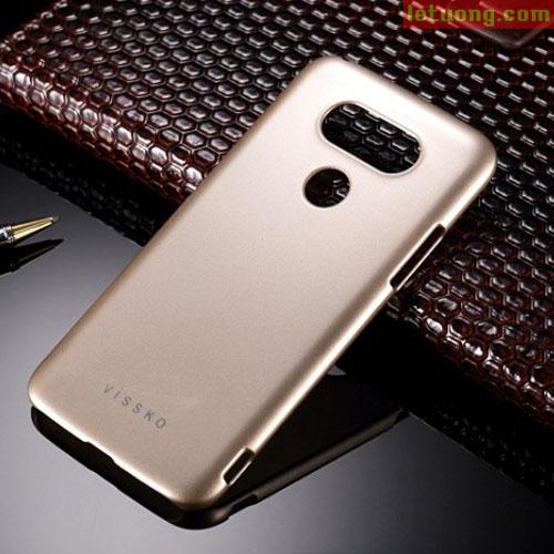 Ốp lưng LG G5 Vissko Case siêu mỏng, chống bám bẩn, chống xước