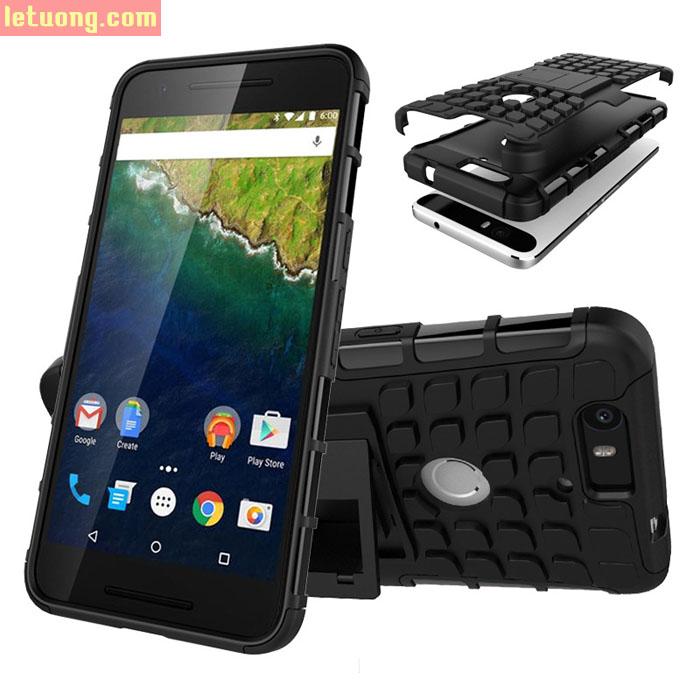 Ốp lưng Google Nexus 6P LT Armor Special chống sốc, độc đáo