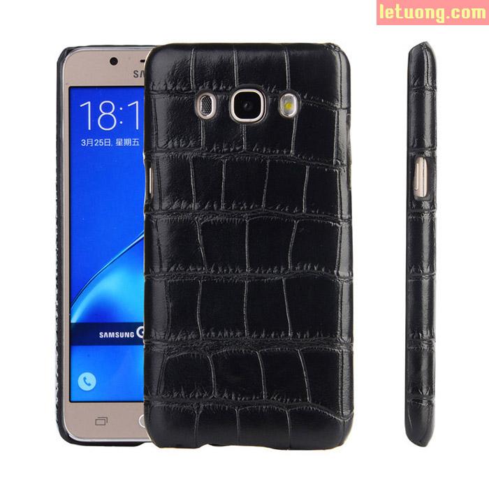 Ốp lưng Galaxy J7 2016 LT Touch Case lưng da sang trọng