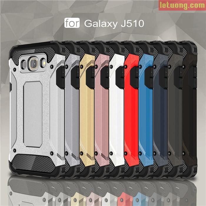 Ốp lưng Galaxy J5 2016 SGP Touch Tech Armor hầm hố, rất ngầu
