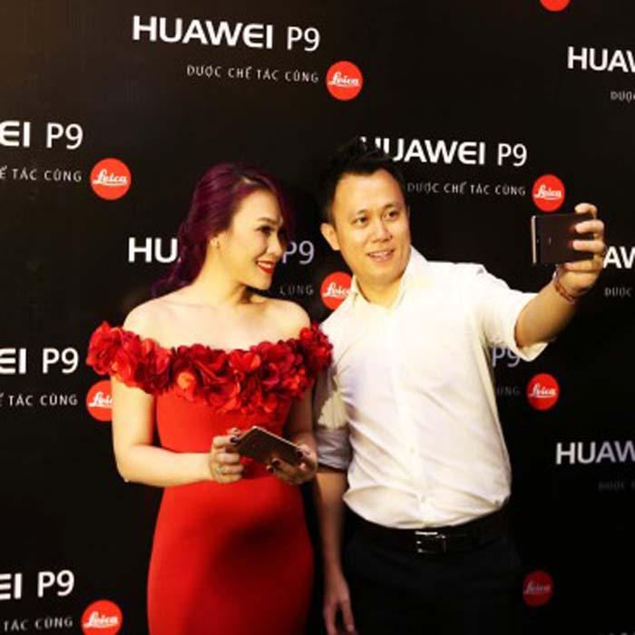 Huawei P9 chính thức ra mắt thị trường Việt Nam